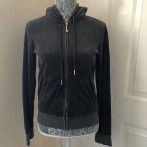 Juicy Couture velour sweatshirt